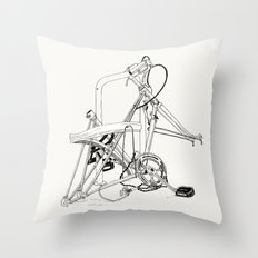 III. If You Could Throw Pillow