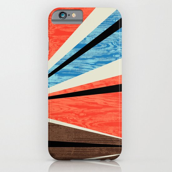 Graphic Woodgrain iPhone & iPod Case