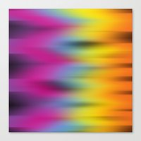 Now That's Abstract! Canvas Print