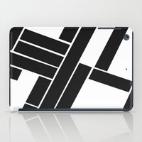 MAKES YOU GO AROUND iPad Case