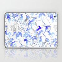 Premonition (Blue Grey) Laptop & iPad Skin