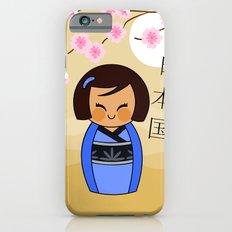 Kokeshi Mizuki Slim Case iPhone 6s