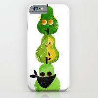 Pear totem iPhone 6 Slim Case