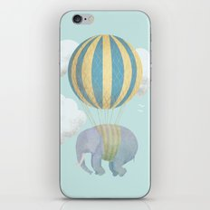 Escape From the Circus iPhone & iPod Skin