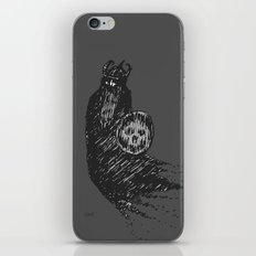 Floating Viking iPhone & iPod Skin