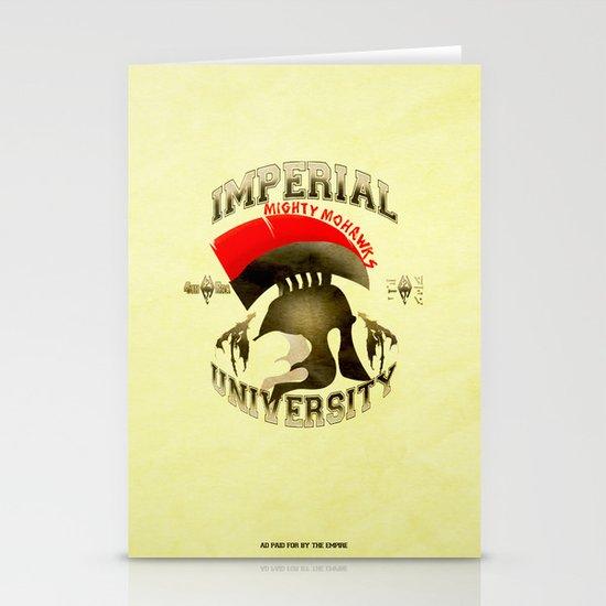 Imperial University(Skyrim) Stationery Card