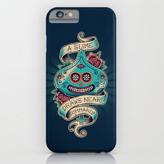 Slime de los Muertos iPhone & iPod Case