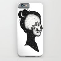 iPhone & iPod Case featuring Cloud Walker by Black Neon