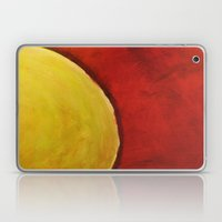 The Sun Beats Down Laptop & iPad Skin