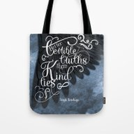 Six Of Crows Book Quote … Tote Bag
