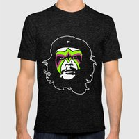 Ultimate Che Mens Fitted Tee Tri-Black SMALL