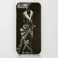 iPhone & iPod Case featuring Victorian  by Red Lady Locks