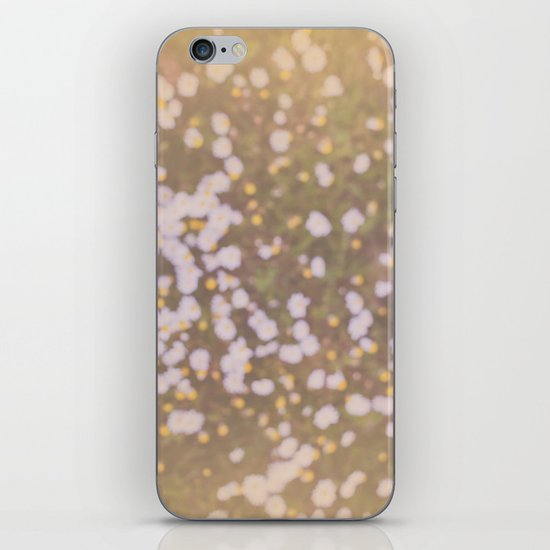 Summer brings the flowers iPhone & iPod Skin