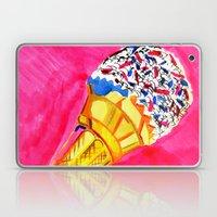 ice Cream into the Pink Laptop & iPad Skin
