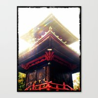 Beauty In Unexpected Pla… Canvas Print