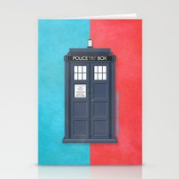 10th Doctor - DOCTOR WHO Stationery Cards