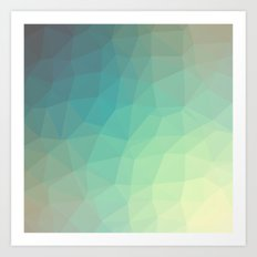 SEASIDE DREAM Art Print