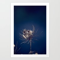 Before the Wind Blew Art Print