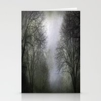Shrouded In Mist Stationery Cards