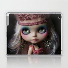 Pink Custom Blythe Darling Diva Art Doll Laptop & iPad Skin