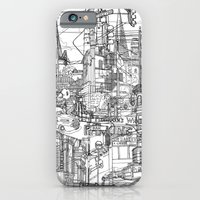 San Francisco! (B&W) iPhone 6 Slim Case