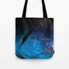 FADETWOBLACK Tote Bag