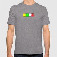 Tour de France Jerseys 2 Green Mens Fitted Tee Tri-Grey SMALL