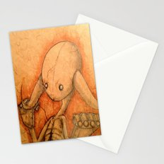 HEAVY HITTER Stationery Cards