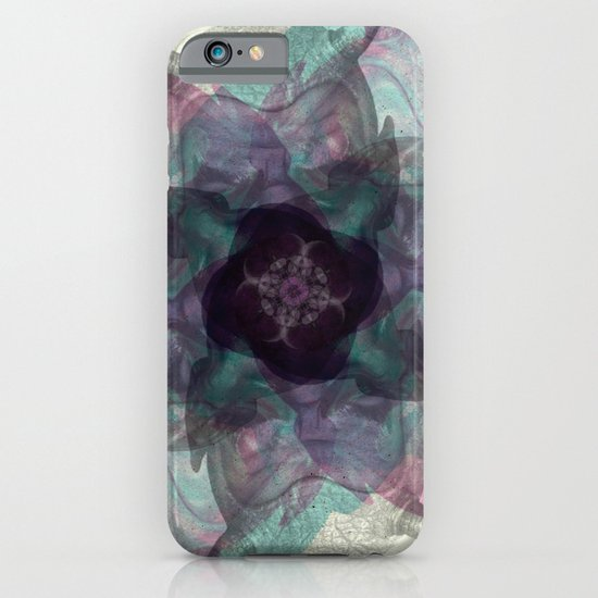 Devil's flower iPhone & iPod Case