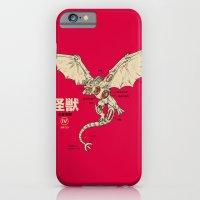 Kaiju Anatomy 2 iPhone 6 Slim Case