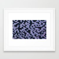 Painted Attenuation 1.4.… Framed Art Print