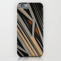 iPhone Cases featuring Graphic 06 by ViviGonzalezArt