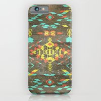 iPhone & iPod Case featuring Native Aztec by Cynthisonfire