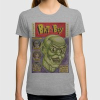 Bat Boy: The Musical! Womens Fitted Tee Athletic Grey SMALL