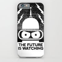 The Future Is Watching iPhone 6 Slim Case