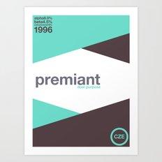 premiant single hop Art Print