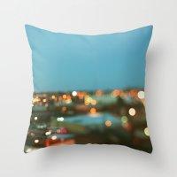 Nashville #1 Throw Pillow
