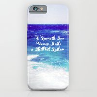 A Smooth Sea Never Made … iPhone 6 Slim Case