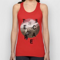 THE ESCAPE Unisex Tank Top