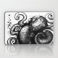 Octopus #8 Laptop & iPad Skin