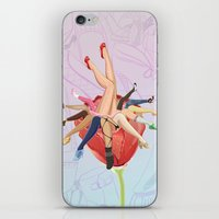 Shoe Love iPhone & iPod Skin