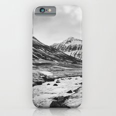 pyramid peaks iPhone 6 Slim Case