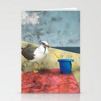 Sea Gull Stationery Cards