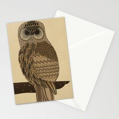 The Laughing Owl Stationery Cards