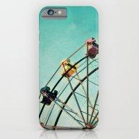 Aquamarine Dream iPhone 6 Slim Case