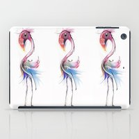 flamingo iPad Case