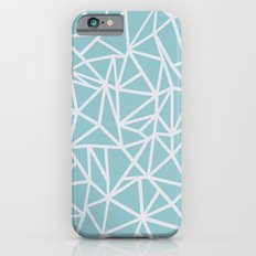 Ab Outline Salt Water iPhone 6 Slim Case