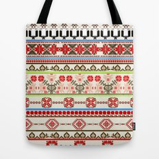 Traditional pattern Tote Bag