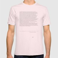 the Tawantinsuyana Collective. Mens Fitted Tee Light Pink SMALL