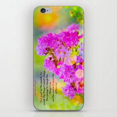 Serenity Prayer - II iPhone & iPod Skin
